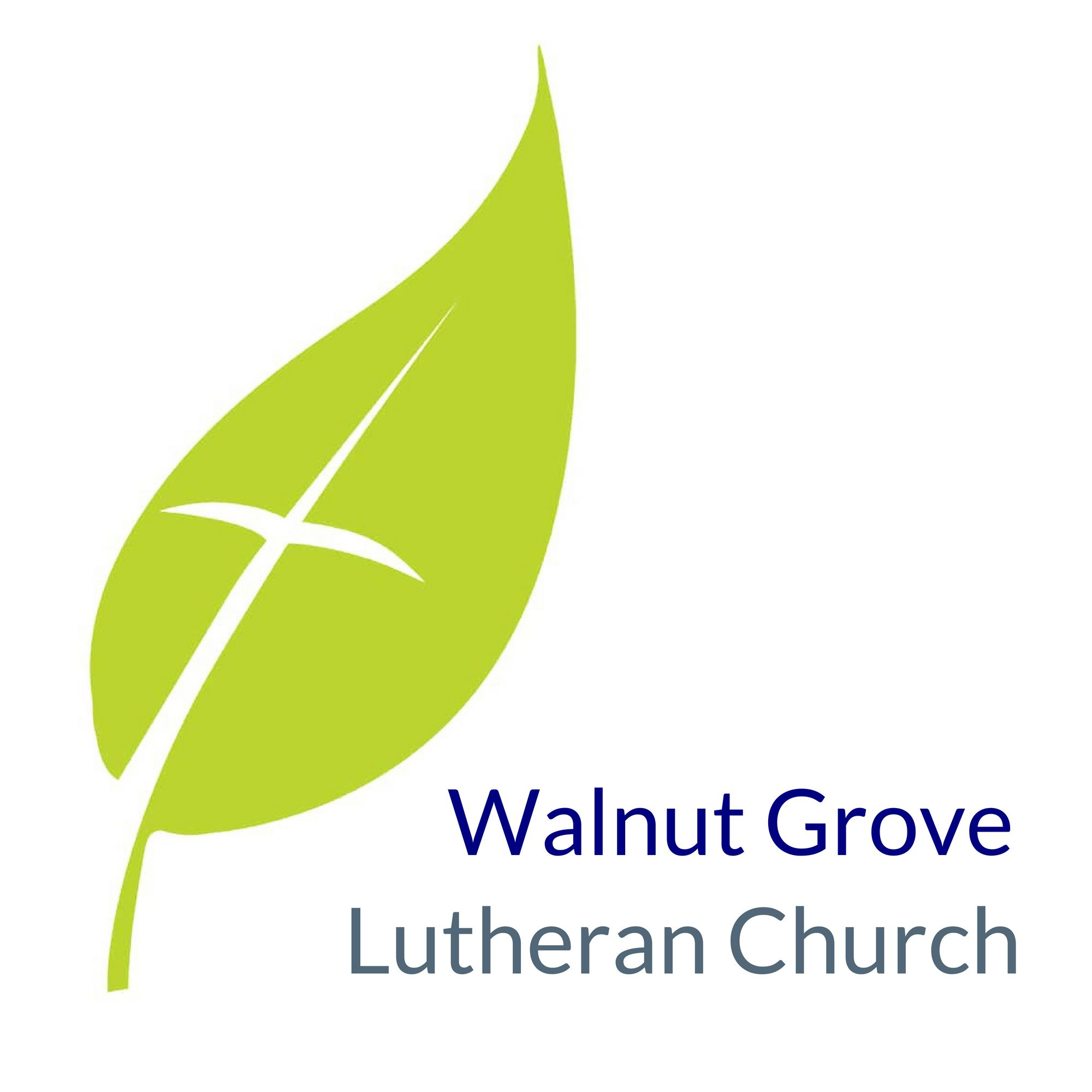 Walnut Grove Lutheran Church Podcasts